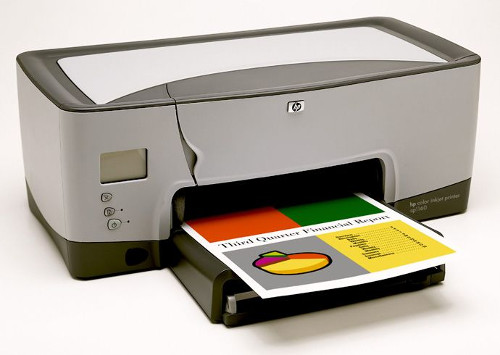 HP Color Inkjet cp1160