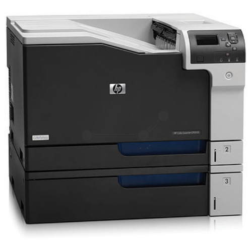 HP LaserJet Enterprise CP5520 color