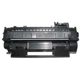 Compatible HP CE505X (05X) toner cartridge - high capacity black